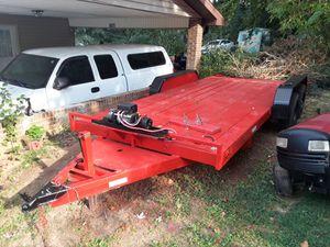 18ft car hauler for Sale in Snellville, GA