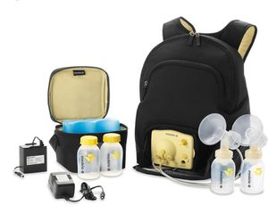 Medela Pump in Style Advanced Single/Double Breast Pump with Backpack and ADDITIONAL accesories. for Sale in San Angelo, TX