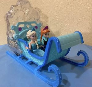 Frozen Swirling Snow Sled for Sale in Katy, TX