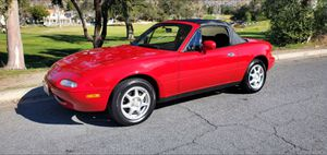 1997 Mazda MX-5 Miata Automatic NA 135k Miles for Sale in Ramona, CA