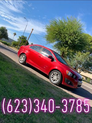 2011 Chevy sonic for Sale in Phoenix, AZ