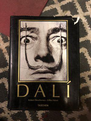 Salvator Dali Big Book of Paintings for Sale in Menifee, CA