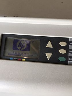 "HP designjet 500 Model C7770B 42"" Large Format Printer for Sale in Walnut,  CA"