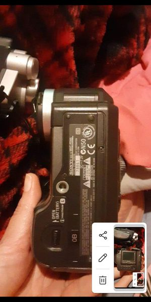 Sony Digital Camera for Sale in Waterbury, CT