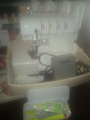 Simplicity Serger SL350 Professional Sewing Machine for Sale in Portsmouth, VA