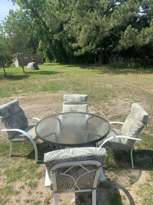 Patio set for Sale in Willow Spring, NC