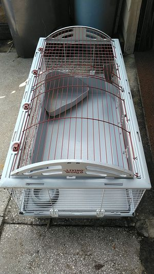 4 ft x 2 ft pet cage for Sale in St. Petersburg, FL
