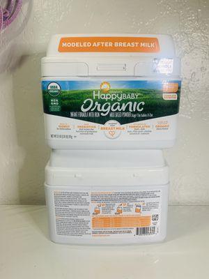 Happy Baby Organic Formula for Sale in Santa Ana, CA