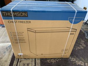 Freezer 7.0 Cubic Feet Brand New for Sale in Las Vegas, NV