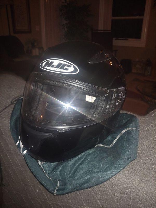 XL snowmobile helmet