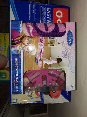 Disney Frozen Hopscotch Game Rug for kids for Sale in Fort Lauderdale, FL