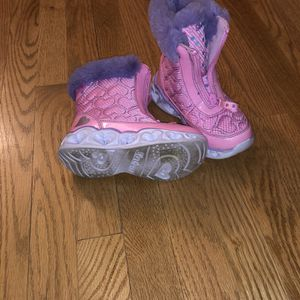 Toddler Girl Snow Boots for Sale in San Dimas, CA