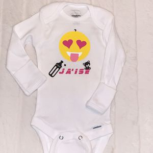 CUSTOMIZE your Baby onesie for Sale in Los Angeles, CA