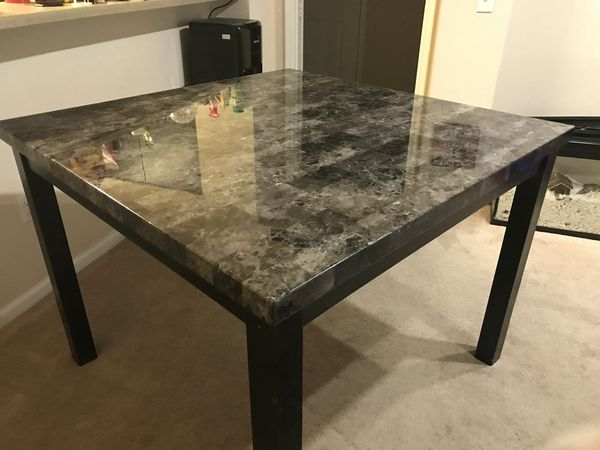 High top dining table