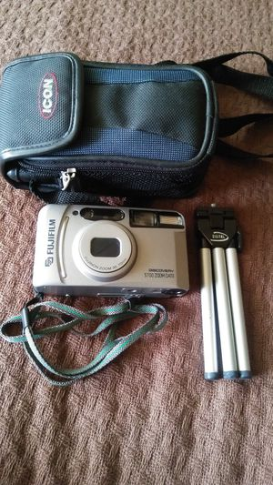 FUGINON S700 35M ZOOM CAMERA, IN EXCELLENT CONDITION W/TRIPOD. CAMERA NEEDS NEW BATTERY THATS ALL. MUST PICK UP PLEASE. THANK YOU! for Sale in Baltimore, MD