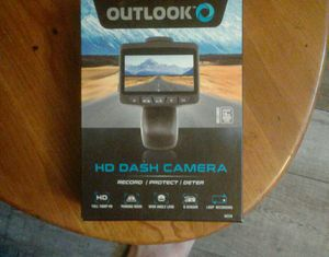 Outlook dash camera for Sale in Lakewood, CO