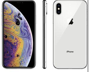 Unlocked IPhone X - white silver 64 gb for Sale in Miramar, FL