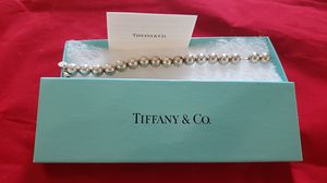 Genuine Tiffany and Company sterling ball bracelet for Sale in Parker, CO