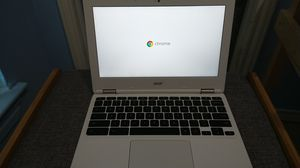 Chromebook acer with charger for Sale in Dallas, TX