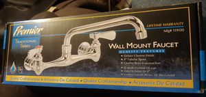 """New 8"""" Wall-Mount Kitchen Faucet for Sale in Fontana, CA"""