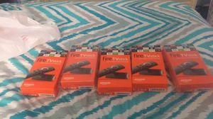 Amazon Firesticks for Sale in Manassas, VA