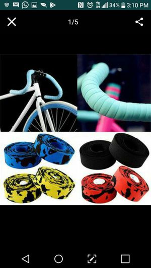 Get NEW Handlebar Bar tape Today!!!! Installation available too for Sale in Boston, MA