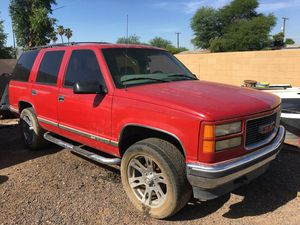 Gmc yukon for parts for Sale in Phoenix, AZ