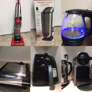 Need to go ASAP - kitchen appliances for Sale in Oakton, VA