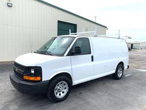 2012 chevrolet express cargo van for Sale in Houston, TX