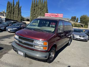 1999 Chevrolet Express 1500 Passenger for Sale in Antioch, CA