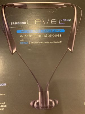 Samsung Level U Pro Wireless Headphones for Sale in Staten Island, NY
