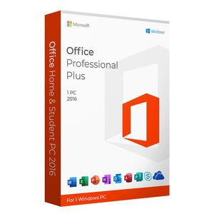 Microsoft Office 2016 Professional for 1 Windows PC for Sale in New Orleans, LA