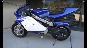 Pocket rocket bike/ mini bike for Sale in Aurora, IL