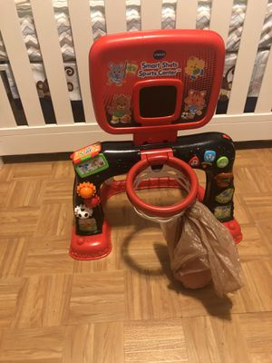 Basketball and soccer goal toy for Sale in Vancouver, WA