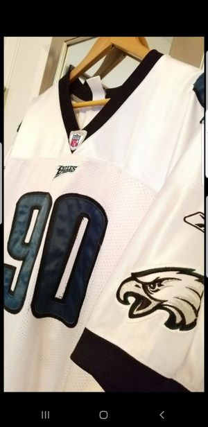 2xl used good condition authentic on field Jersey Philadelphia eagles for Sale in Henderson, NV