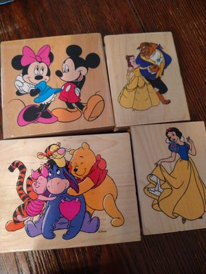 Disney Stamps in New Condition for Sale in Hartville, OH