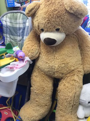 Large Stuffed Teddy Bear for Sale in Matawan, NJ
