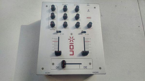 DJ Mixer ION