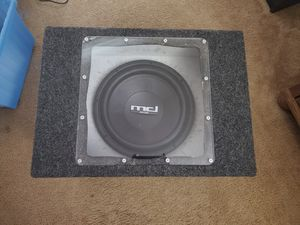 Car Speaker & Amplifier for Sale in Hanover Park, IL