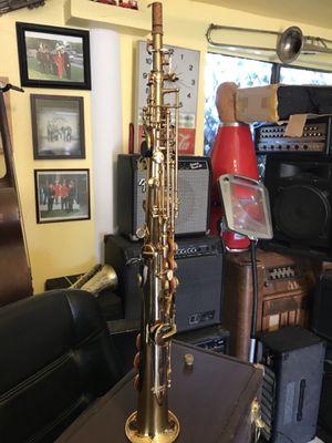 Soprano saxophone for Sale in Lakeside, CA