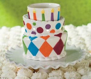Happy Birthday Scentsy Warmer for Sale in Deer Park, TX