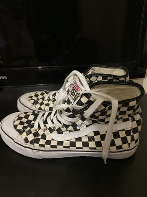 High top Vans size 10.5 for Sale in Portland, OR