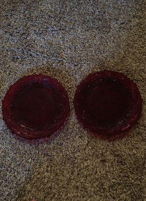 Fancy antique plates for Sale in Tempe, AZ