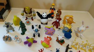 Collection of characters and toys for Sale in Murrieta, CA