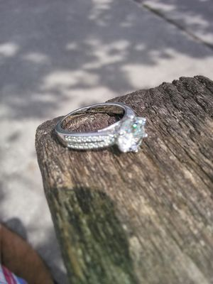 "Daimonic real stone ring size 6"" for Sale in Orlando, FL"