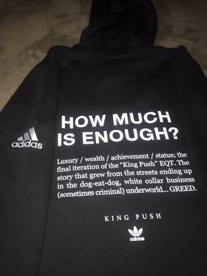 """50% OFF - Adidas """"King Push"""" Hoodie (S/M/L) for Sale in Windsor Hills, CA"""