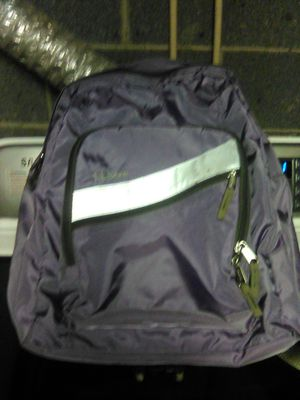 LL Bean purple book bag for Sale in Morganton, NC