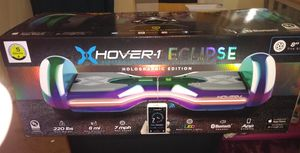 """Hover board eclipse-1 8"""" wheel's holographic edition for Sale in Kansas City, MO"""