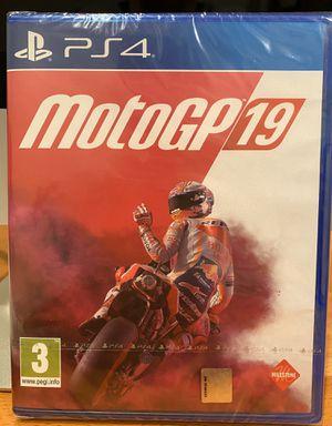 PS4 Video Game MotoGP 2019 for Sale in Morgantown, WV