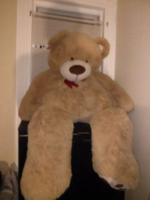 Big teddy bear for Sale in New Haven, CT